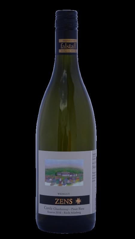 Cuvée Chardonnay/Pinot blanc, Reserve 2016