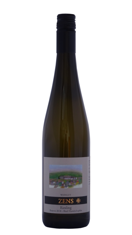 Riesling, Reserve 2019, Ried Hundschupfen